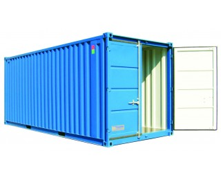 Container LC15Superficie :...
